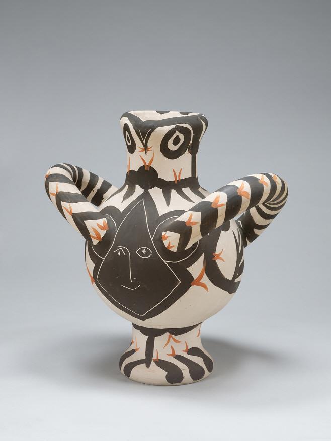 파블로 피카소(Pablo Picasso), 도자기