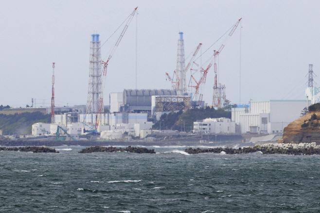 Japan Nuclear Fukushima Water <YONHAP NO-1887> (AP)