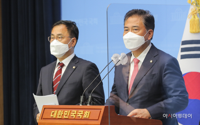 국민의힘 방미 대표단 기자회견