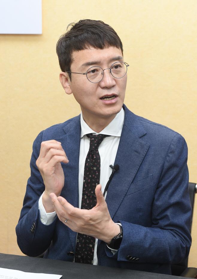김웅 국민의힘 의원 당대표 후보 릴레인 인터뷰5