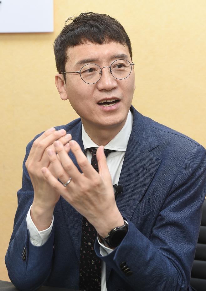 김웅 국민의힘 의원 당대표 후보 릴레인 인터뷰6