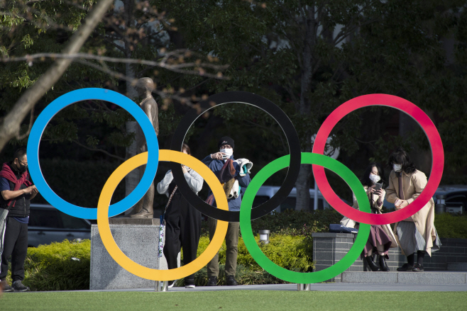 코로나 백신 접종률 1%도 안 되는 올림픽 개최국 일본