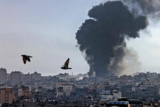 PALESTINIAN-ISRAEL-CONFLICT <YONHAP NO-4888> (AFP)