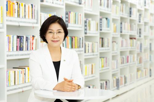 [자치안전과]김미경구청장 프로필 (1)