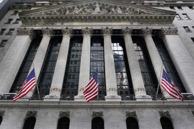 Financial Markets Wall Street <YONHAP NO-8139> (AP)
