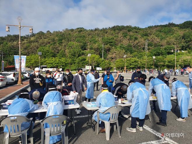 5.14(김해시,이슬람계 외국인 집단감염 총력 대응 나서)1