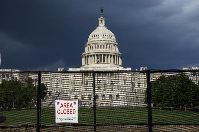 Capitol Breach Security <YONHAP NO-1695> (AP)