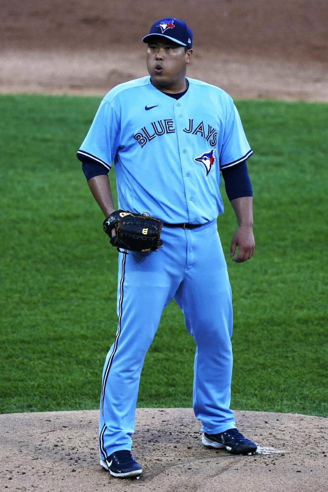 Blue Jays White Sox Baseball <YONHAP NO-2011> (AP)