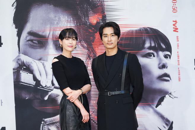 이하나송승헌 tvN보이스4 (2)