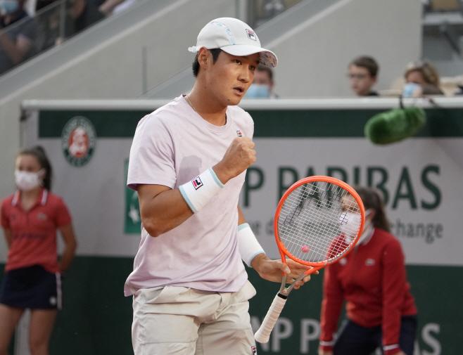 France Tennis French Open <YONHAP NO-0676> (AP)