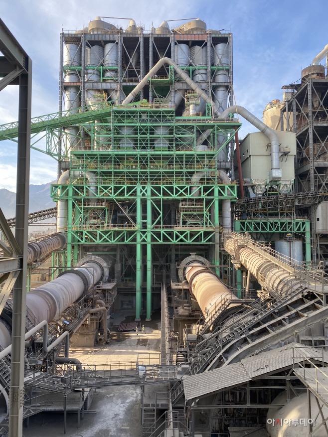 생산혁신투자 전경1(쌍용양회 동해공장)