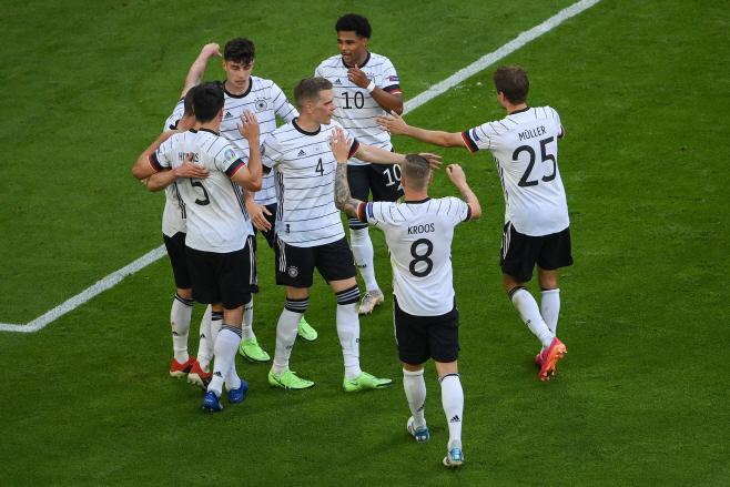 FBL-EURO-2020-2021-MATCH24-POR-GER <YONHAP NO-0805> (AFP)