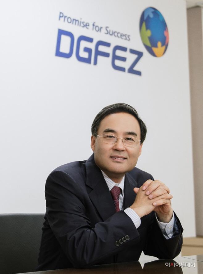 최삼룡 청장님 사진