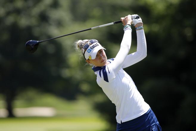 LPGA Tour Golf <YONHAP NO-1251> (AP)