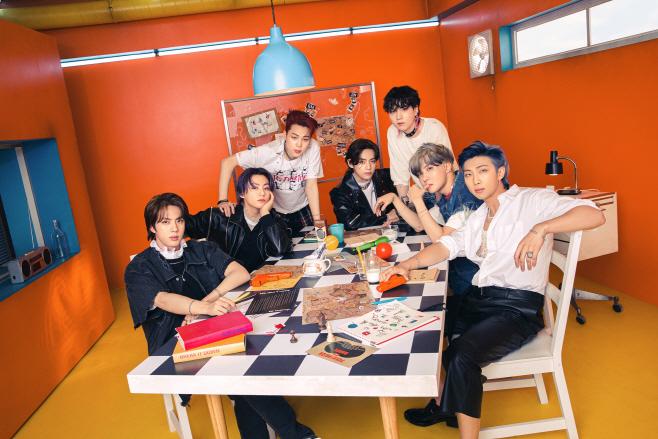 방탄소년단_싱글 CD Butter_콘셉트 포토_단체