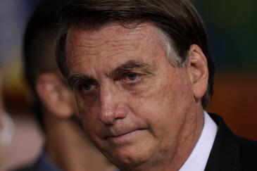 Brazil Bolsonaro Fraud Claims <YONHAP NO-0095> (AP)