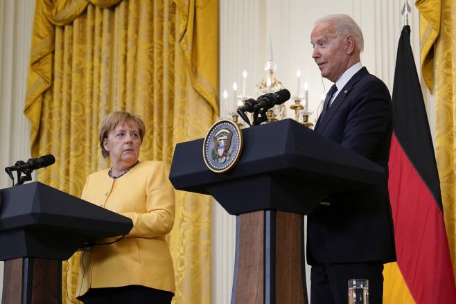 Biden US Germany