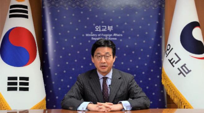 최종문 외교부 2차관