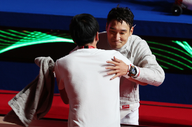 [올림픽] 동메달 획득한 김정환