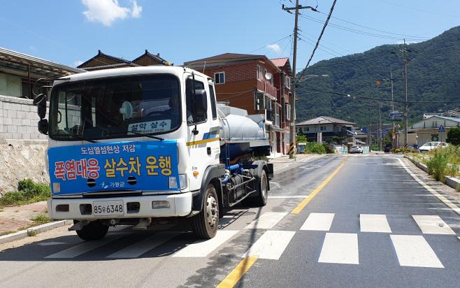 김경호 의원, 경기도 폭염대비 실질적 대응 강력 주문
