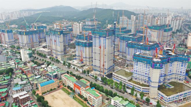 더샵 부평 중산층 임대주택