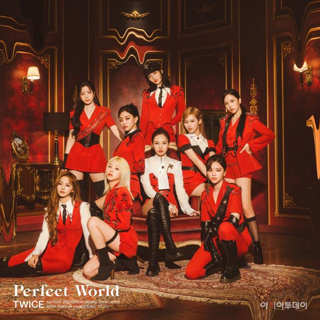 트와이스_일본 정규 3집 Perfect World_오리콘 1위