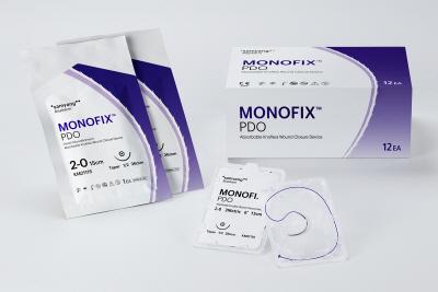'모노픽스' 포장 및 제품