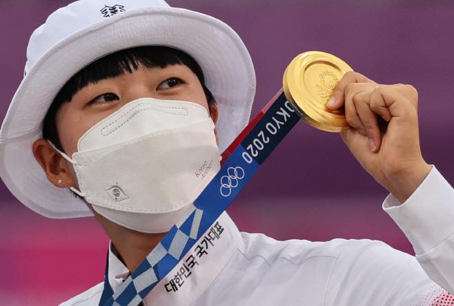 [올림픽] 안산, 내가 도쿄올림픽 여왕!