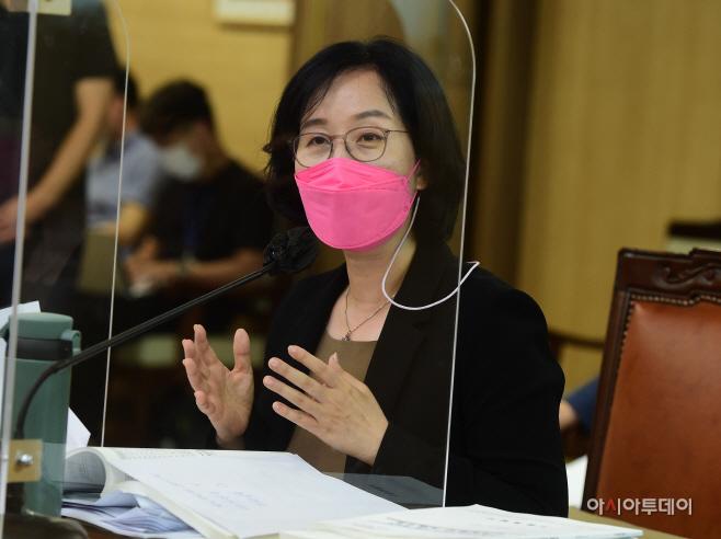 [포토] 김현아 SH 사장 후보자 인사청문회