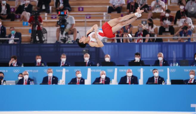 [올림픽] 결승연기 펼치는 류성현