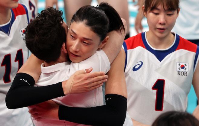 [올림픽] 국가대표 마친 김연경