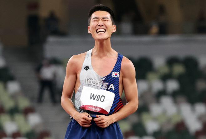 [올림픽] 우상혁,