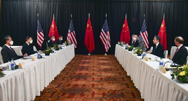 미중 외교수장 회담