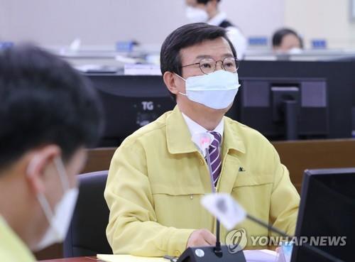 문성혁 해수부 장관 연합자료