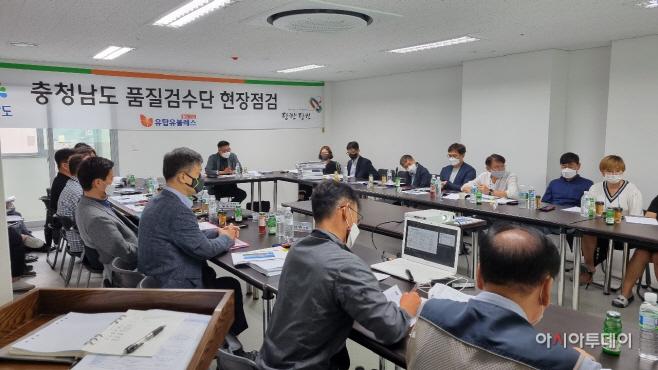 충남 신축 아파트 첫 '사전 점검'