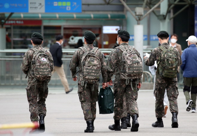 국방부, 병사 '단체휴가' 오늘부터 시행