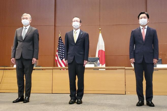 한미일 북핵 수석대표 협의 도쿄서 개최