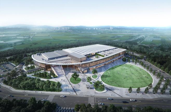 중부권 마이스 산업의 중심이 될 오송컨벤션센터 건립이 본격