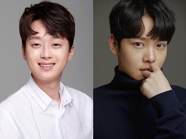 tvN라켓보이즈_이찬원김민기