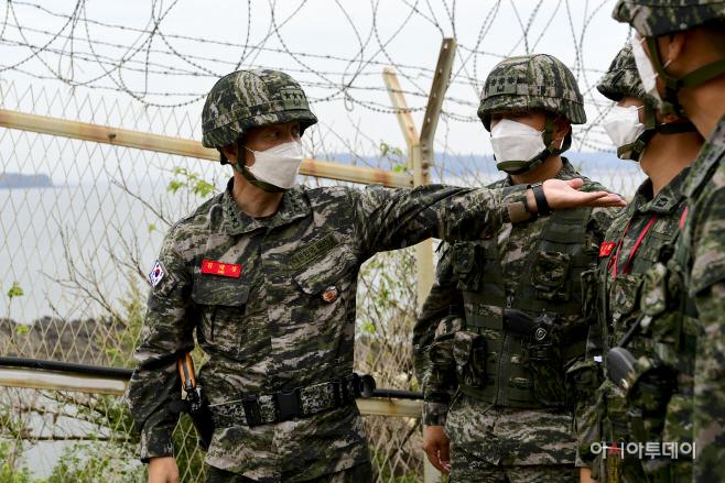 김태성 해병대사령관(3)
