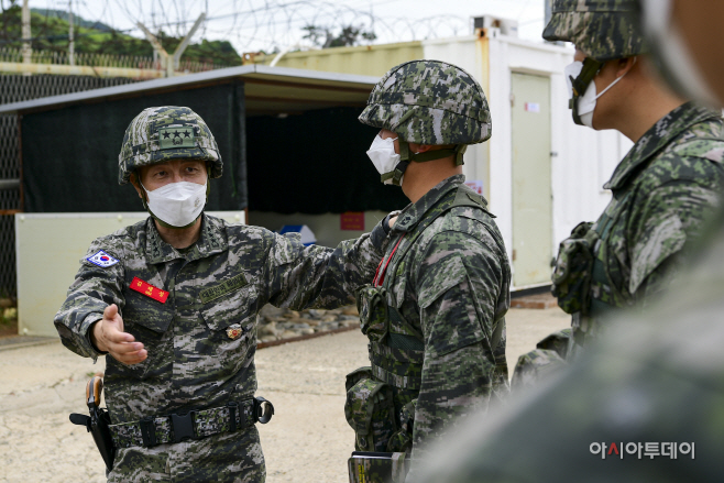 김태성 해병대사령관(4)