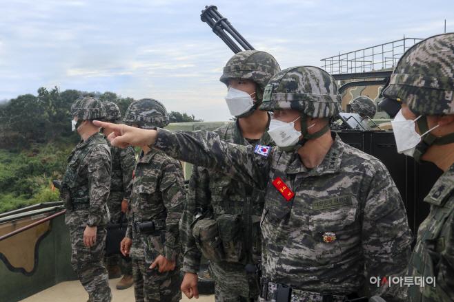 김태성 해병대사령관(5)