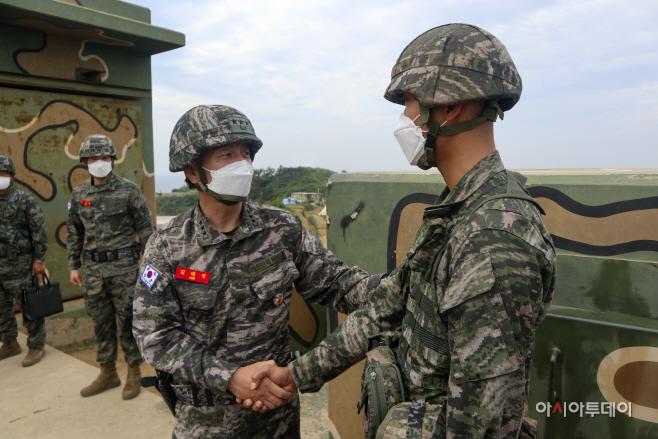 김태성 해병대사령관(6)