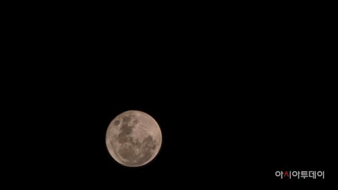 2021 추석 보름달