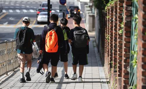 오늘 전국 학교 91% 등교 수업…원격수업은 0.6%