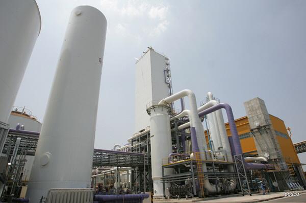 포항제철소 질소가스 누출 근로자 4명 사망