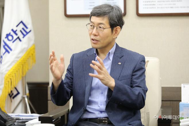 [인 터 뷰]...김용찬 충남도립대학교 총장…