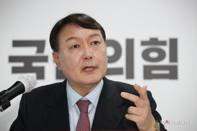 윤석열, 외교안보 공약 발표