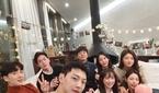 """김강열♥박지현 '럽스타그램' 시작? """"수고했어"""""""