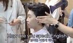 임영웅 영어 실력은? 광고 촬영 비하인드 공개(영상)